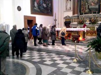 I gruppi parrocchiali
