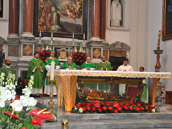 I Frati Carmelitani Scalzi