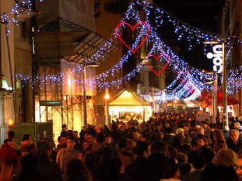 La tradizionale festa del 14 febbraio a Terni